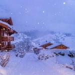 唯美雪景头像 高清唯美带雪景的图片微信头像