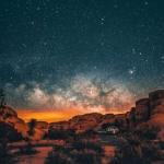 微信头像唯美星空高清 让人喜欢的唯美头像风景星空图片