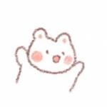 萌熊微信头像 高清ins风格的小熊软萌卡通头像图片
