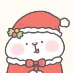 圣诞情侣头像可爱 高清一对两张的圣诞节情头可爱卡通图片