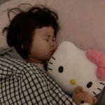 萌娃睡觉图片头像 高清可爱搞笑的萌娃销魂奇葩睡姿秀