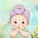 萌宝手绘头像 高清好看的超可爱萌宝手绘图片头像精选