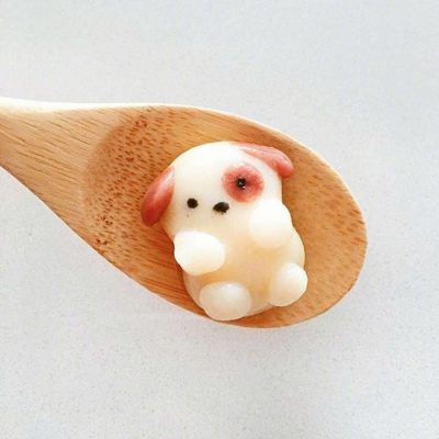 可爱的创意食物头像