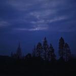 高清好看的暗色系风景静物头像图片