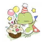 高清超萌的旅行青蛙可爱图片头像