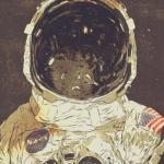 宇航员系列头像 超清好看的太空人头像图片