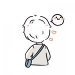 微信简单情侣卡通头像 高清简单可爱的卡通微信情头图片