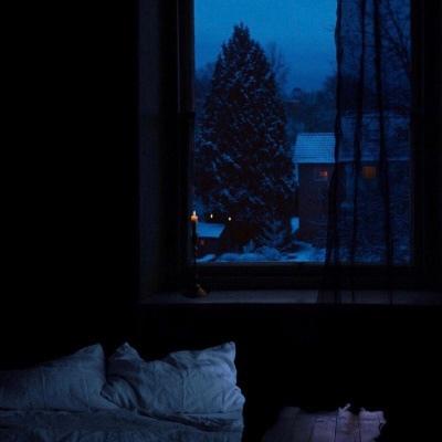 寂寞孤独风景头像