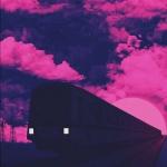 微信专用紫色风景头像 高清唯美有个性的深紫色的微信头像图片