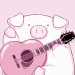 微信头像猪猪头像图片大全可爱