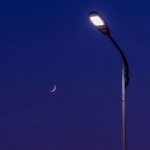 高清安静好看的夜晚风景静物头像图片