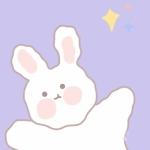 可爱卡通兔子头像 高清萌萌哒的简单可爱卡通兔子头像图片