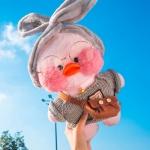 高清网红可爱玻尿酸鸭头像图片大全 超火的玻尿酸鸭可爱头像