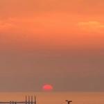 微信头像日落风景 唯美有创意的微信头像风景日落高清图片