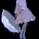 仙气部位下半身仙女裙 高清好看自带仙气的部位女头图片
