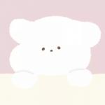 卡通小熊情侣头像手绘 高清一左一右的可爱小熊情侣头像图片