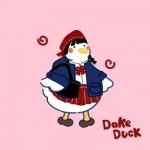 dake duck头像图片大全 高清可爱的网红鸭子头像图片