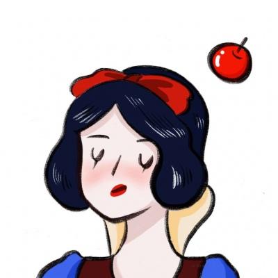 微信头像迪士尼公主