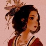 古风仙气女子动漫图片头像 高清好看的仙气头像女古风动漫