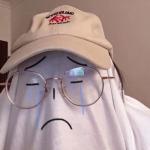 眼镜蒙面男搞怪头像,高清沙雕戴帽子戴眼镜搞怪头像图片