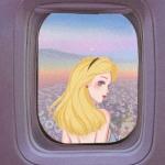高清创意迪士尼公主头像背景图片精选