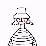 微信简笔画卡通头像,高清好看的微信简笔画人物头像图片