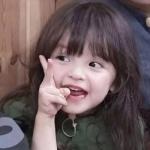 头像女生2021最新火可爱小孩超萌图片