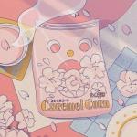 少女心粉色零食图片背景头像,高清少女心爆棚的零食卡通头像