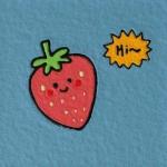 可爱水果卡通头像,高清萌萌哒的卡通水果图片可爱萌头像