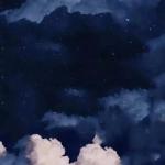 深蓝色风景头像,高清唯美的蓝色系高清风景头像图片