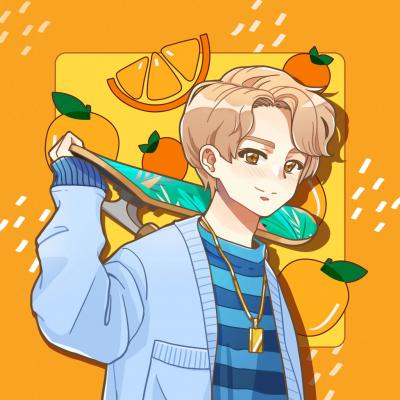 水果动漫帅哥头像