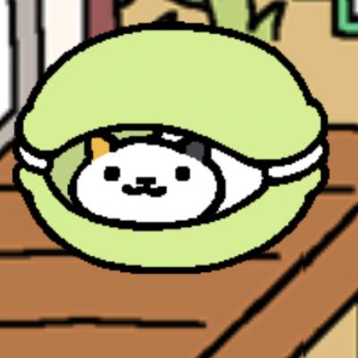 微信头像卡通猫可爱
