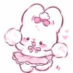 兔子卡通头像可爱萌 卡哇伊