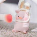 粉色猪头像可爱图片 高清超萌粉色的小猪头像