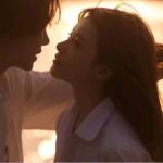 唯美真人微信情侣头像,高清真人微信QQ唯美情头图片