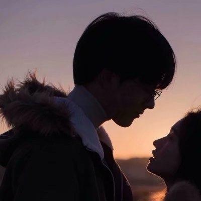 情侣头像温馨恩爱唯美高清图片