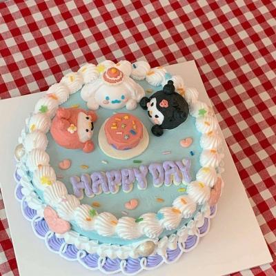 微信可爱蛋糕头像图片