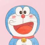 微信可爱哆啦A梦手绘头像图片