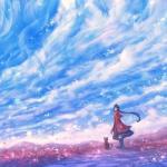 仙女头像动漫梦幻,高清动漫唯美梦幻少女心仙气头像图片