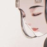 女生头像仙气古风动漫,高清手绘好看的古风动漫小姐姐头像图片