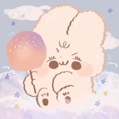 小兔头像大全可爱图片