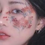 全脸头像女 高清好看的优质精致女头脸部图片