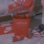垃圾桶微信头像,高清网红带垃圾桶的头像图片
