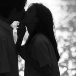 情侣头像意境黑白 高清有意境的情侣黑白头像图片