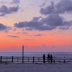 微信头像唯美夕阳风景图片