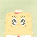 海绵宝宝一系列头像 高清超萌可爱的海绵宝宝全员头像图片
