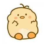 超萌可爱小动物卡通头像胖乎乎图片