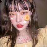 高清网红周仙仙女生头像图片