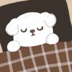 卡通小动物睡觉头像 高清超萌的卡通小动物图片头像