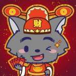 高清可爱喜庆的卡通图片头像